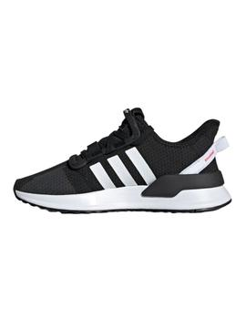 Zapatilla U_Path Run negra Adidas