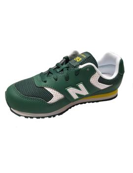 Zapatillas YC393 verde New Balance