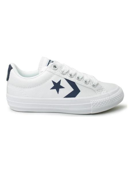 Zapatilla Star Player Ev Ox cordón lona B Converse