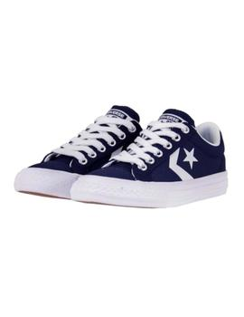 Zapatila Star Player EV OX cordón lona A Converse