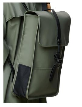 Mochila Backpack Mini verde oliva Rains