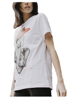 Camiseta unisex Audrey Hepburn Be Happiness