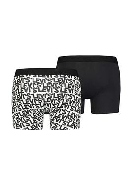 Boxer 2Pack brief scribble logo Levi's