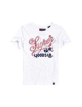 Camiseta Goods Co Superdry