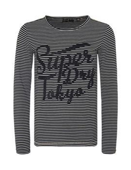 Camiseta Amelia Sparkle Graphic Superdry