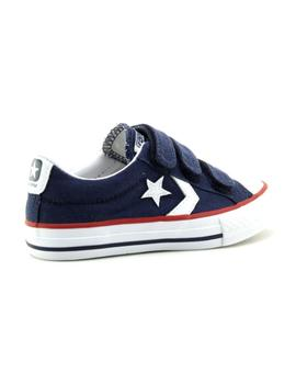 Zapatilla Star Player 3V OX Youth velcro Converse