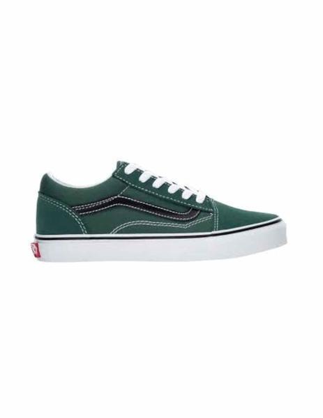 Venta > vans verdes old skool > en stock