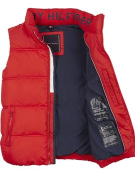 Chaleco Solid Vest Tommy Hilfiger