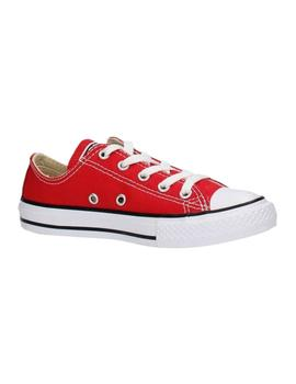 Zapatilla All Star OX Unisex Roja Converse