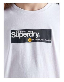 Camiseta cl transit Superdry