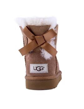 Botas Mini Baley Bow II chestnut UGG