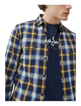 Camisa Trafford Pepe Jeans