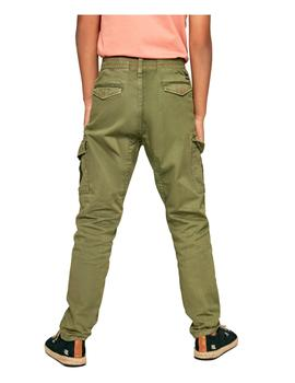 Pantalón cargo tapered Knox