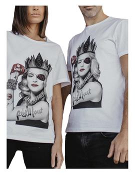 Camiseta Madonna Rebelheart Be Happiness