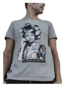 Camiseta Sophia Loren Be Happiness