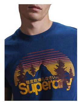 Camiseta cl wilderness Superdry