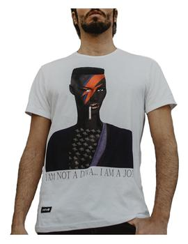 Camiseta unisex Grace Jones Be Happiness