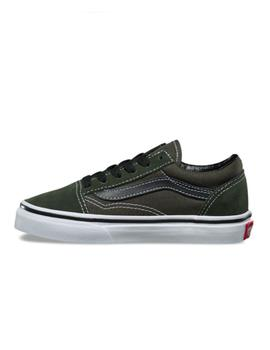 Zapatillas Old Skool verde Vans