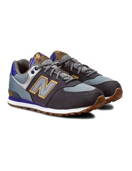 Zapatilla KL574E7P multicolor New Balance